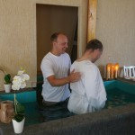 Dop i Betaniakapellet